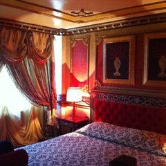 Photo taken at Hotel Maritsa by Dimitar B. on 6/19/2012