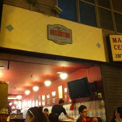 Photo taken at Orizontino Bar e Cultura by Marcos L. on 12/30/2011