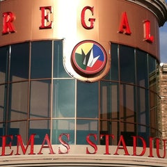 Photo taken at Regal Cinemas Everett Mall 16 & RPX by Greg M. on 12/19/2011