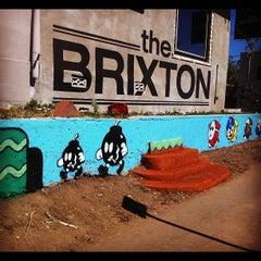 Photo taken at The Brixton by Sara on 10/16/2011