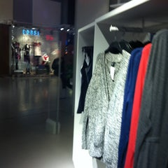 Photo taken at H&M Bromma Blocks by Victoria on 1/3/2012