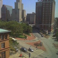 Photo taken at Omni Providence by David D. on 9/12/2011