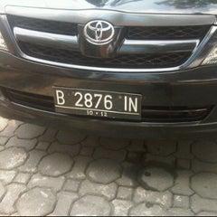Photo taken at Bank Mandiri by Emanez O. on 7/2/2011