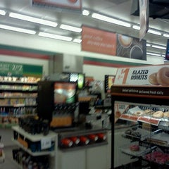 Photo taken at 7-Eleven by Nick T. on 10/6/2011