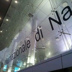 """Photo taken at Aeroporto Internazionale di Napoli Capodichino """"Ugo Niutta"""" (NAP) by Salvatore C. on 8/15/2011"""