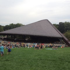 Photo taken at Blossom Music Center by David A. on 9/5/2012