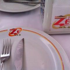 Photo taken at Restaurante do Zé by Sérgio P. on 3/18/2012