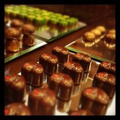 Photo taken at Renata Arassiro Chocolates by Cristiana C. on 4/26/2012