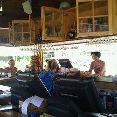 Photo taken at Tiki Bar by Brad B. on 9/19/2011