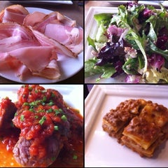 Photo taken at Salumeria Rosi Parmacotto by Patty G. on 3/7/2012