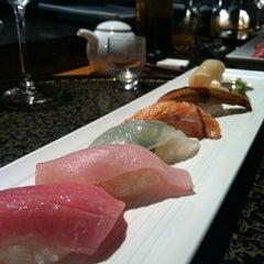 Photo taken at Matsuhisa by Melisa A. on 7/14/2012