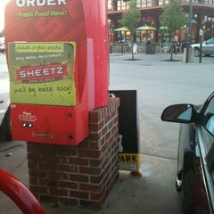 Photo taken at Sheetz by mr c. on 9/28/2011