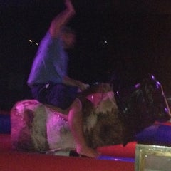 Photo taken at Diesel Rock N Country Bar by Lindsay W. on 7/29/2012