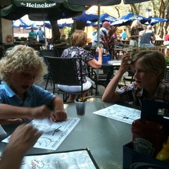 Photo taken at Captain Woody's by Steve P. on 8/17/2011