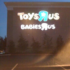 "Photo taken at Toys""R""Us / Babies""R""Us by Charles S. on 2/4/2011"