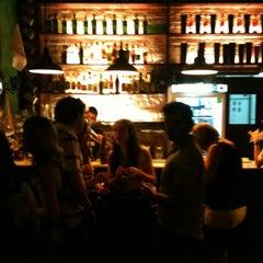 Photo taken at Deep Bar 611 by Marcelo P. on 9/10/2011