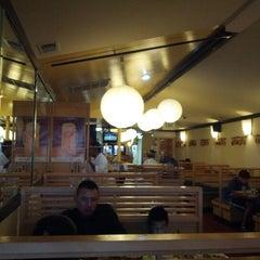 Photo taken at Masa's Sushi by Ye Z. on 7/23/2012