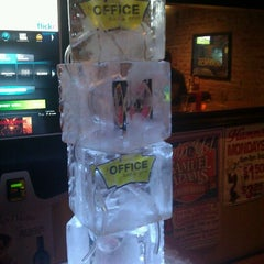 Photo taken at The Office Bar & Grill by James A. on 9/11/2011