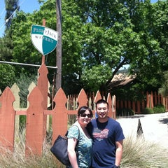 Photo taken at PlumpJack Winery by Ted H. on 5/28/2012