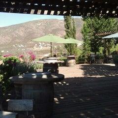 Photo taken at Vinas De Garza by Gloria B. on 9/7/2012