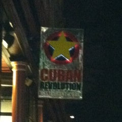 Photo taken at Cuban Revolution by Mev on 8/12/2012