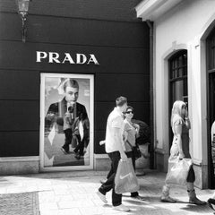 Photo taken at Prada Outlet by Mohd M M. on 7/1/2012