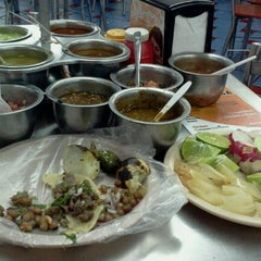 Photo taken at Taqueria El Paisa by Jorge S. on 9/20/2011