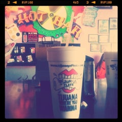 Photo taken at Tijuana Flats by Jack B. on 9/20/2011