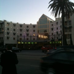 Photo taken at Loews Santa Monica by Vince J. on 2/17/2012