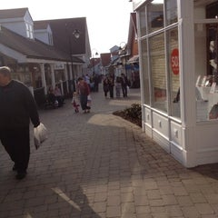 Photo taken at Freeport Designer Outlet Village by Mark H. on 3/11/2012