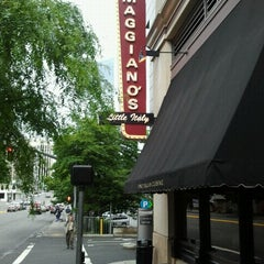 Photo taken at Maggiano's Little Italy by Kennedy S. on 6/27/2012