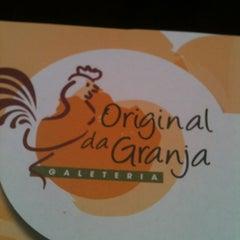 Photo taken at Original da Granja Galeteria by Ranieri D. on 5/28/2012