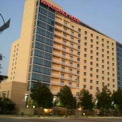 Photo taken at Renaissance Dallas Richardson Hotel by Alexander V. on 9/30/2011