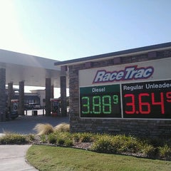 Photo taken at RaceTrac by Supote M. on 9/3/2012