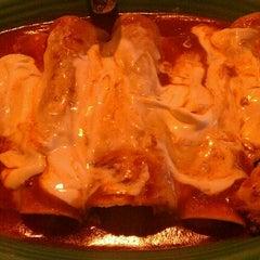 Photo taken at El Campo Restaurante Mexicano by Patrick E. on 10/13/2011