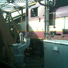 Photo taken at MBTA Commuter Rail - Lowell Line by Cynthia B. on 5/20/2011