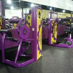Photo taken at Planet Fitness by Jessica A. on 1/20/2012