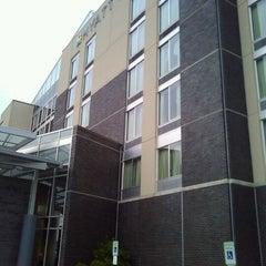 Photo taken at Hyatt Place Lexington by Tim Hobart M. on 10/17/2011