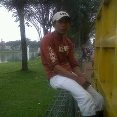 Photo taken at Citra Raya Park by totok s. on 3/18/2012