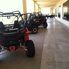 Photo taken at RideNow Powersports Peoria by Rod M. on 6/16/2012
