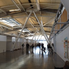 Photo taken at California College of the Arts by David H. on 4/18/2012