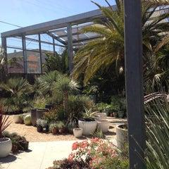 Photo taken at Flora Grubb Gardens by Nancy G. on 8/24/2012