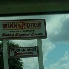 Photo taken at Winn-dixie Distribution Center by Legendary on 2/28/2012