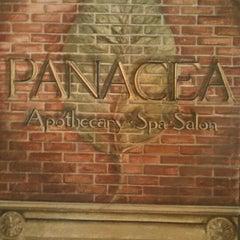 Photo taken at Panacea day spa by John S. on 5/18/2012