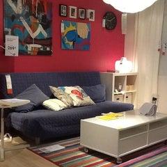 Photo taken at IKEA by José Ángel G. on 2/25/2012