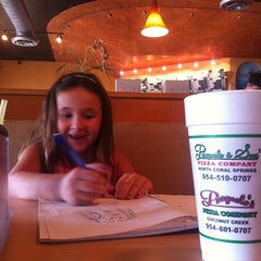 Photo taken at Pasquale & Sons' Pizza Company by Eric B. on 7/17/2012