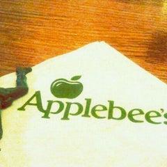 Photo taken at Applebee's by Steven W. on 5/15/2012