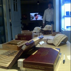 Photo taken at Vitola Fine Cigars by Oliva J. on 3/23/2012