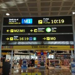 Photo taken at Terminal 2B by Garry on 8/15/2012