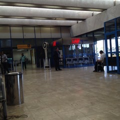Photo taken at Terminal 2 by Fabio A. on 9/4/2012